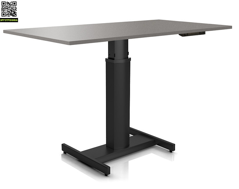Регулируемый стол Ergostol Uno H Титан (Black)