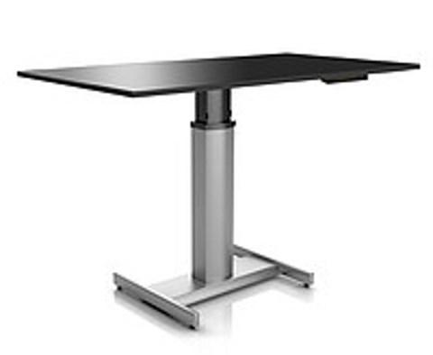 Регулируемый стол ErgoStol Uno H Черный (Silver)