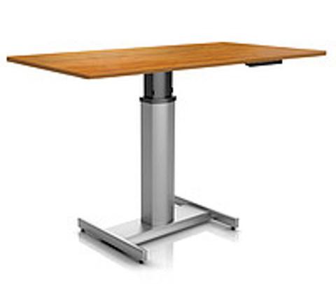 Регулируемый стол Ergostol Uno H Орех (Silver)