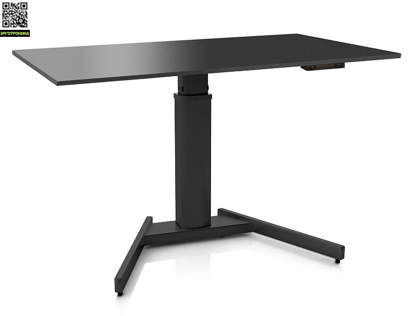 Регулируемый стол ErgoStol Uno A Черный (Black)