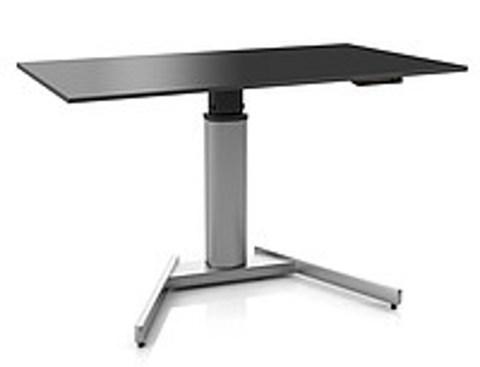 Регулируемый стол ErgoStol Uno A Черный (Silver)