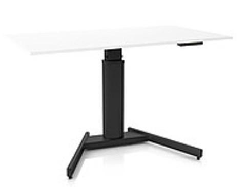 Регулируемый стол ErgoStol Uno A Белый (Black)