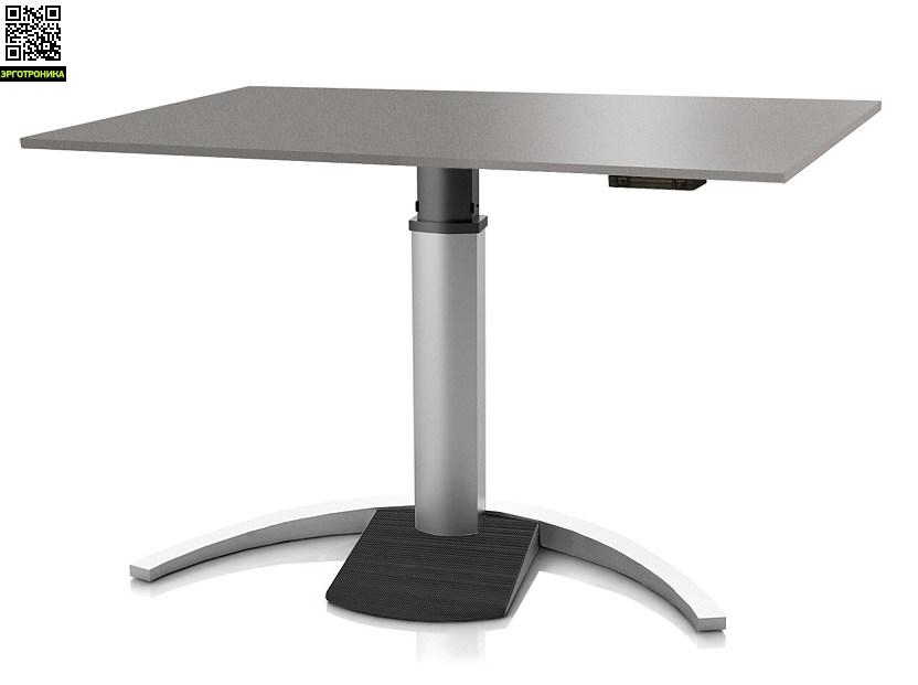 Регулируемый стол Ergostol Uno C Титан (Silver)