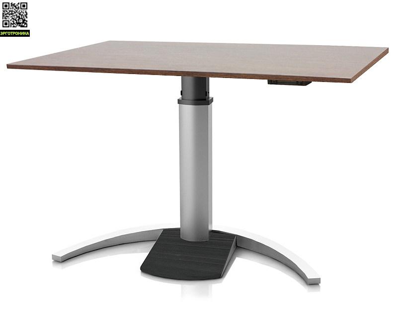 Регулируемый стол Ergostol Uno C Венге (Silver)