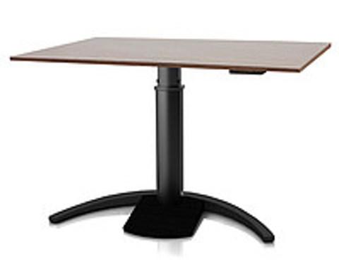 Регулируемый стол Ergostol Uno C Венге (Black)