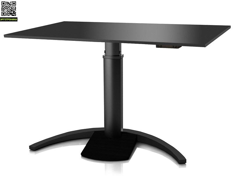 Регулируемый стол Ergostol Uno C Черный (Black)