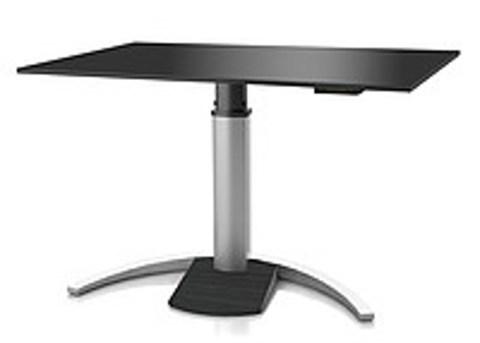 Регулируемый стол Ergostol Uno C Черный (Silver)