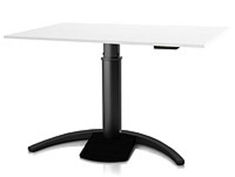 Регулируемый стол Ergostol Uno C Белый (Black)