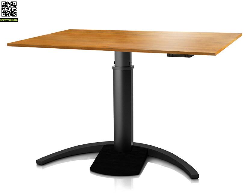 Регулируемый стол Ergostol Uno C Орех (Black)