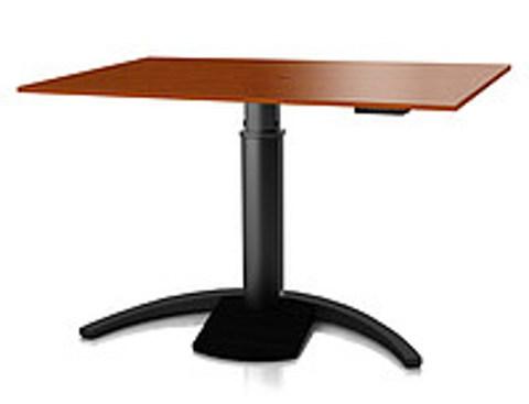 Регулируемый стол Ergostol Uno C Вишня (Black)