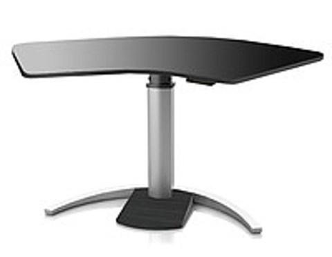 Регулируемый стол Ergostol Uno C Черный, волна
