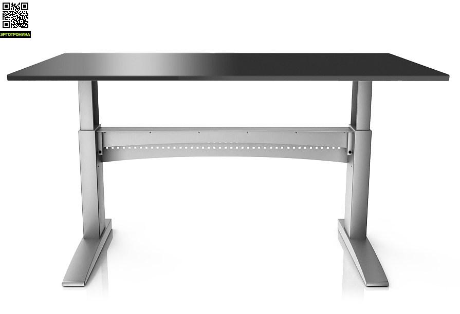 Стол с повышенной устойчивостью ErgoStol Bastion Черный