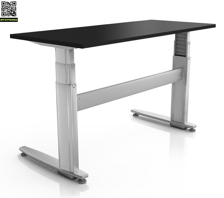 Ортопедический стол ErgoStol Junior Черный