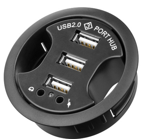 USB 2.0, Audio IN/OUT