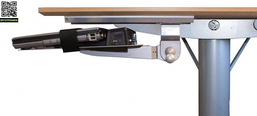 Крепление для компьютера/ноутбукаПорядок на столе<br><br>