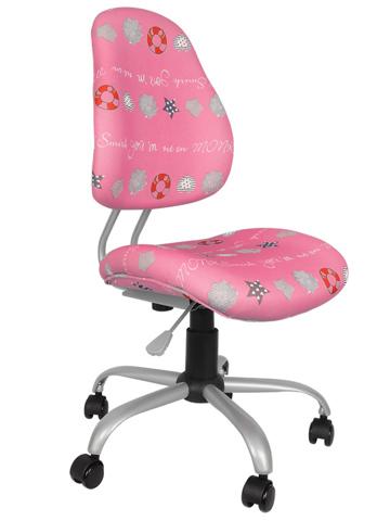 Детское кресло Children EVO Y-510 Розовая обивка