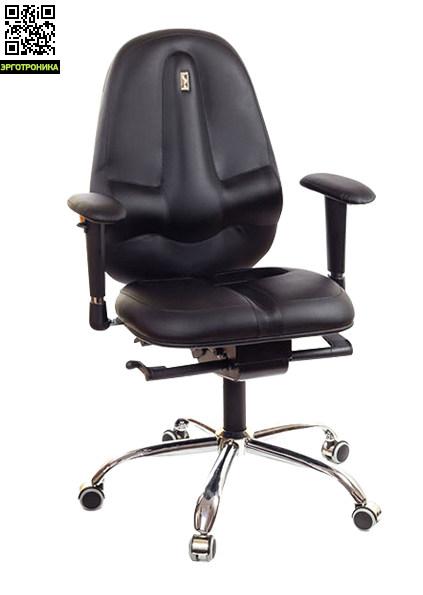 Офисное кресло Kulik Classic MaxiЭргономичные кресла<br>Эргономичный вид и благородная элегантность моделей этой серии подарят владельцу ощущение гармонии и совершенства.<br>Эко кожа, регулировки и отменное качество!<br>