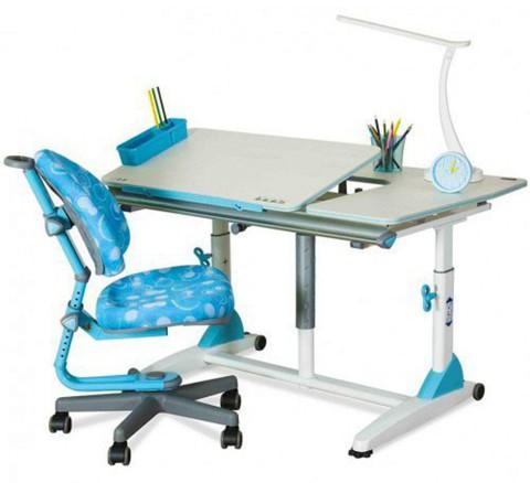 Детский растущий стол Эргономик G6+XS