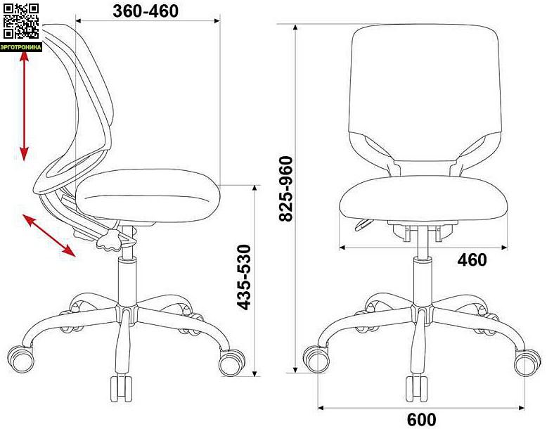 Детское кресло Buro KD-7 Характеристики