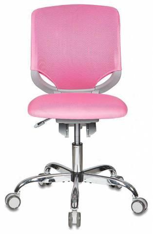 Детское кресло Buro KD-7 Розовая обивка TW-13A