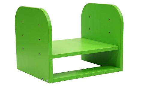 Детская подставка под ноги для ученика Зеленый