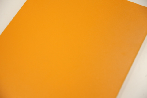 Детская подставка под ноги для ученика Оранжевый