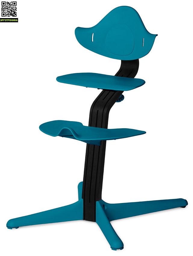 Детский стул Nomi Черный - Океан