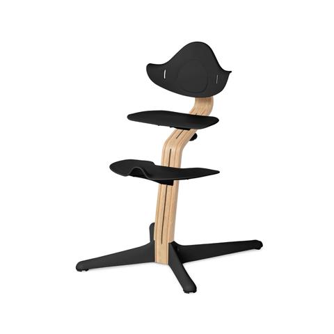 Детский стул Nomi Белый - Черный
