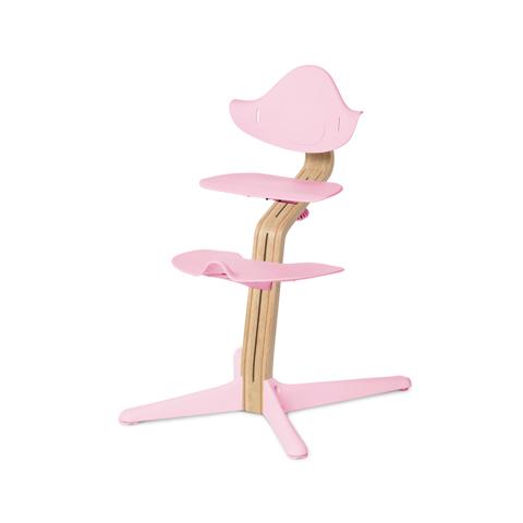 Детский стул Nomi Белый - Розовый