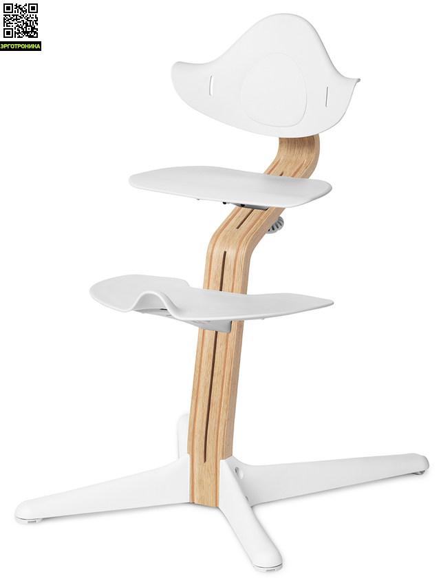 Детский стул Nomi Белый - Белый