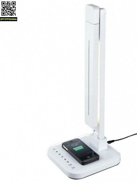 Настольная лампа ML-900Настольный свет<br>Основание лампы ML-500 высотой 46 см, можно регулировать LED-панель на 140 градусов. Таймер отключения, регулировка яркости и температуры (5500К-6500К). Лаконичный и привлекательный дизайн<br>