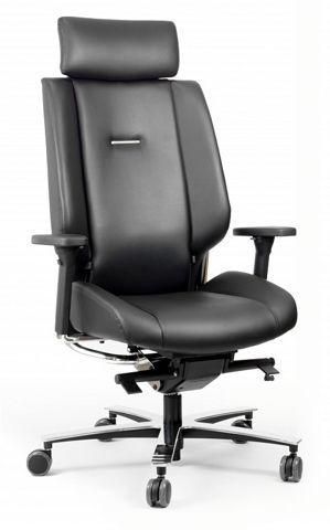 Кресло руководителя Sokoa Azkar для тяжелых людей