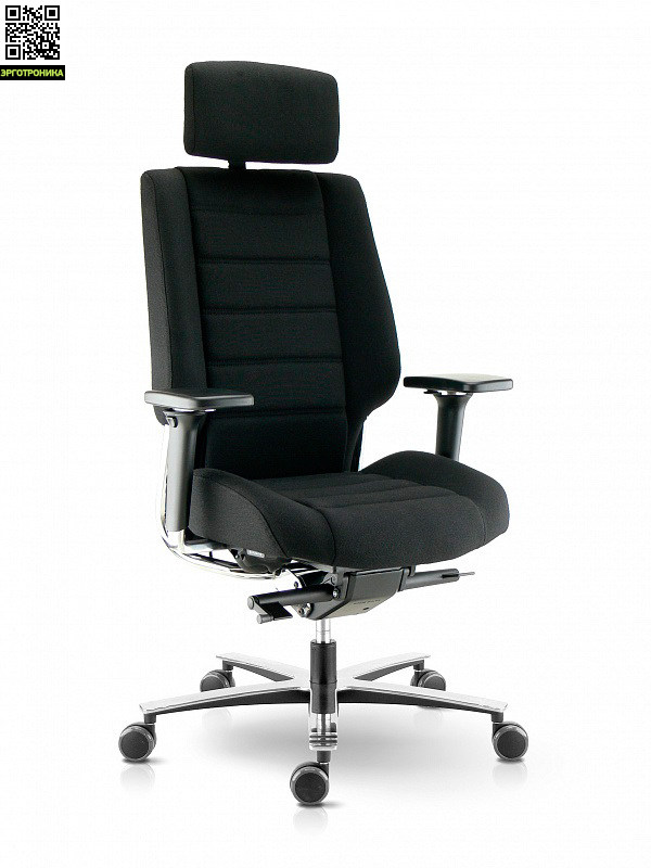 Кресло руководителя Sokoa Azkar Ткань X-Trevira
