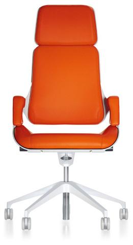 Эргономичное кресло руководителя Silver