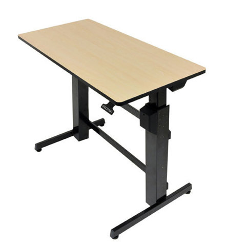 Регулируемый стол Ergotron WorkFit-D