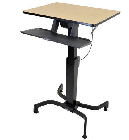 Регулируемый стол Ergotron WorkFit-PD 24-280-92X