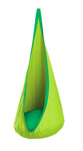Детское подвесное кресло Milli Nest Lime