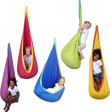 Детское подвесное кресло Milli Nest