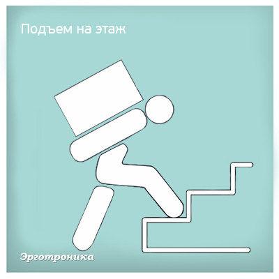 Подъем на этаж