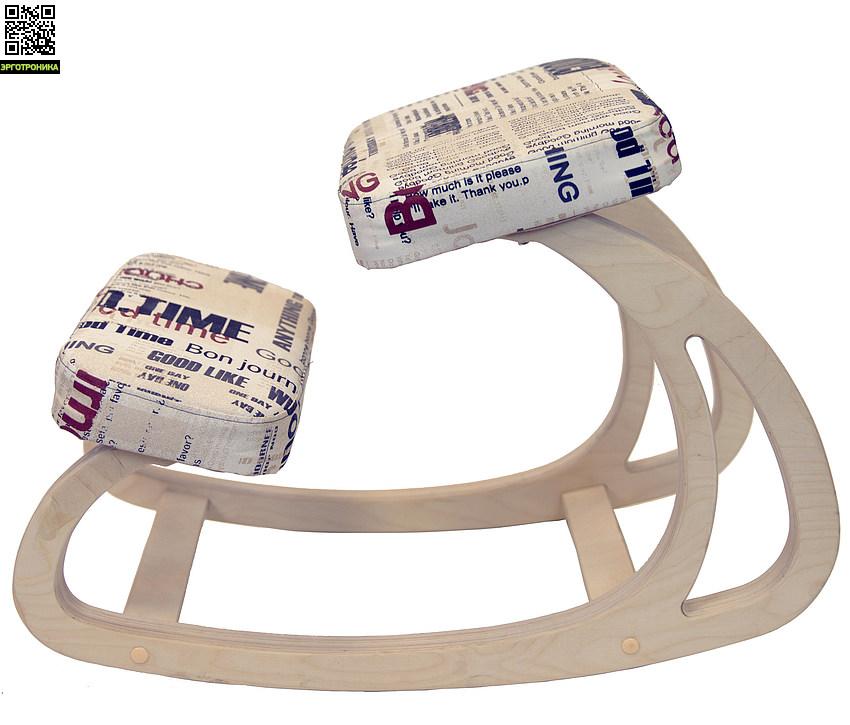 Динамический стул SwiftКоленные стулья<br>Первый по-настоящему удобный бюджетный динамический стул с упором в колени. Swift = удобство.<br>