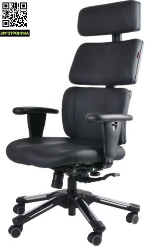 Компьютерное анатомическое кресло SCORPIOЭргономичные кресла<br>Это настоящее терапевтическое, анатомически правильное офисное кресло, обладающее оздоровительным эффектом. Благодаря уникальной эргономичной спинке можно не вставая, без труда, максимально эффективно разгрузить позвоночник. Своеобразная зарядка на рабочем месте экономит время и позволяет оставаться в хорошей физической форме на протяжении всего рабочего дня.<br>