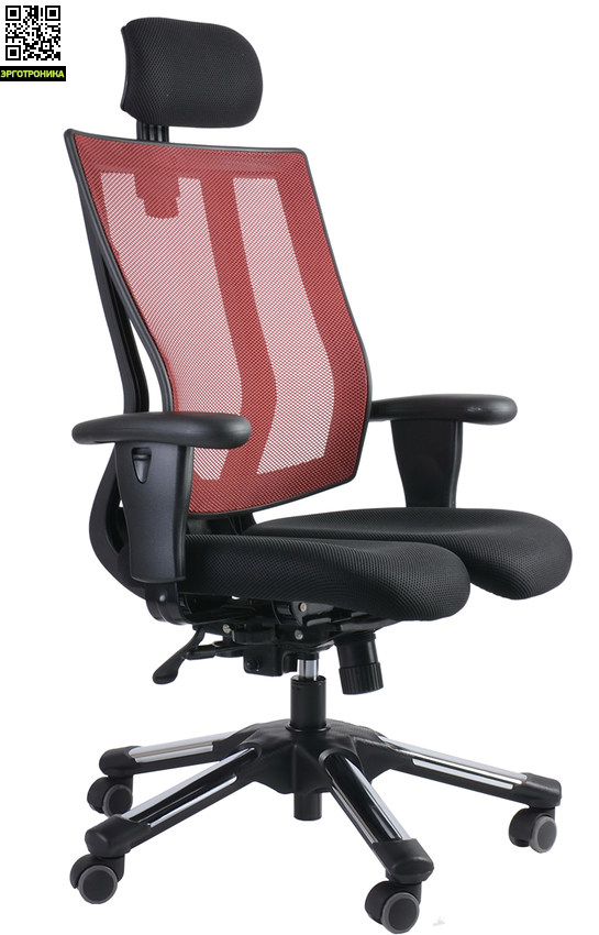 Компьютерное кресло UruusЭргономичные кресла<br>Современный выразительный дизайн в стиле HI -TECH выделит счастливого обладателя компьютерного кресла URUUS из однотипного офисного интерьера, внеся в рутину офисной жизни немножко динамики.<br>