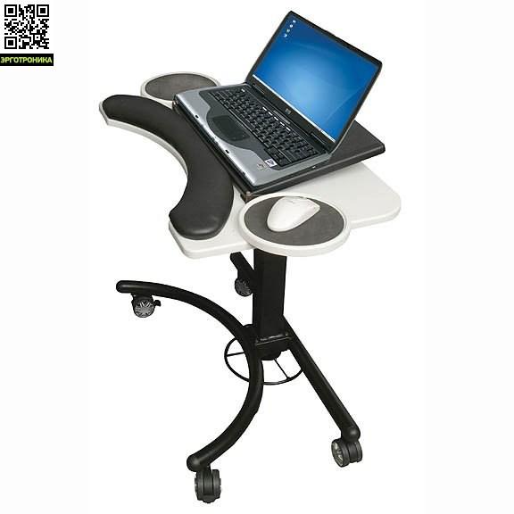 Эргономичный стол для ноутбука LOPTOP