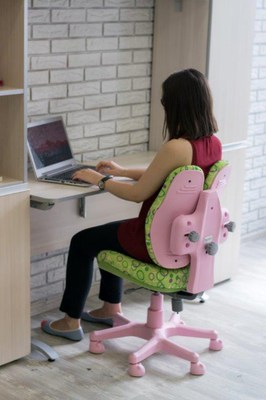 Детское компьютерное кресло Optim Kid