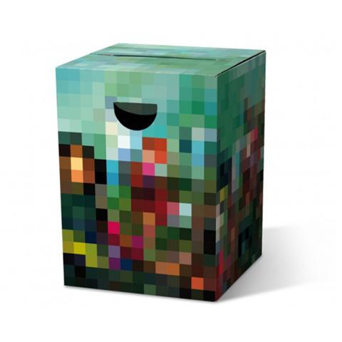 Табурет картонный сборный Celeste