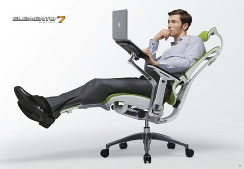 Компьютерное кресло MIRUS Legrest