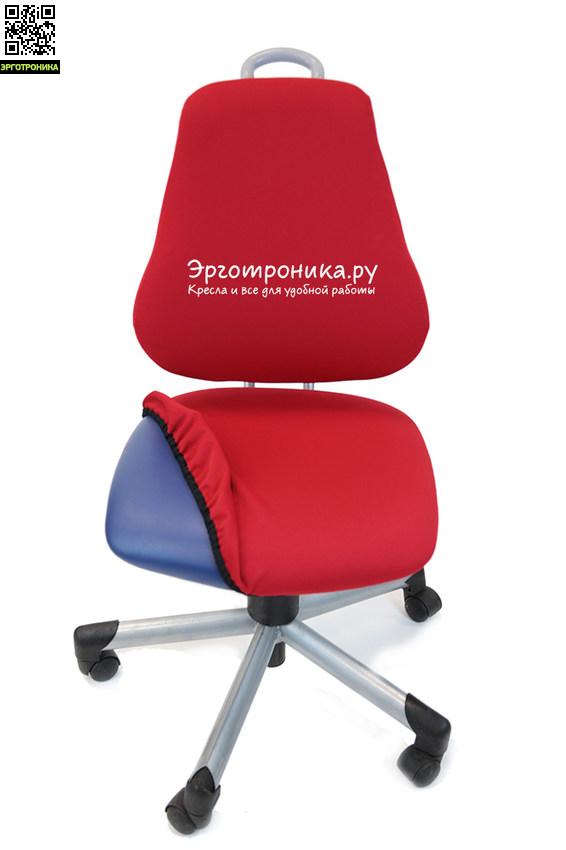 Защитный цветной чехол для детского кресла LIBAOЧехлы для кресел<br>Эластичные дышащие защитные чехлы<br>Яркий дизайн<br>Легко снимаются и стираются<br>