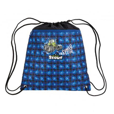 Ранец Scout Sunny BASIC - Трактор