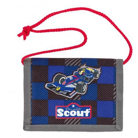 Ранец Scout Sunny BASIC - Гонщик