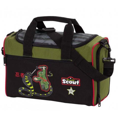 Ранец Scout Sunny BASIC - Ниндзя